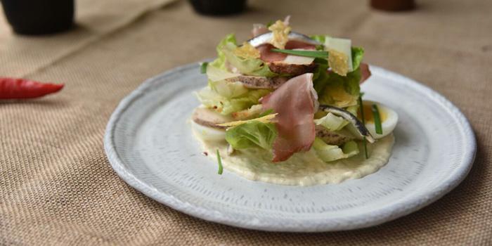 Caesare Salad at Grow Seminyak