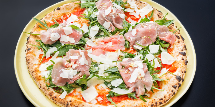 Chic Pizza from Pizza Massilia at Sukhumvit 49, Khlongton-Nau, Wattana Bangkok