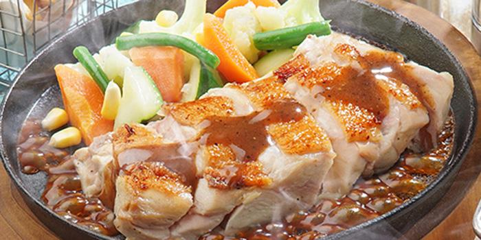 Chicken Steak at Social Affair, Cilandak Town Square