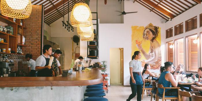 Interior 1 at IBU SUSU, Bali