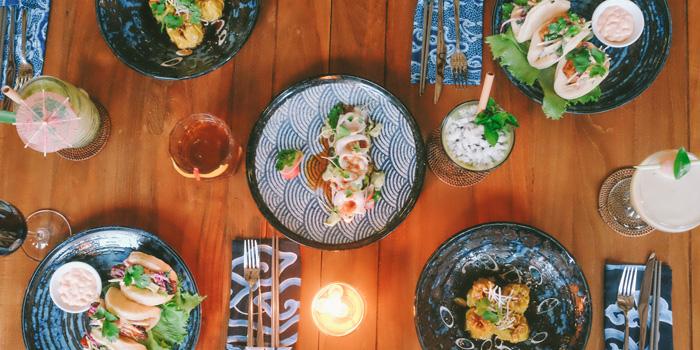 Dish 3 at IBU SUSU, Bali