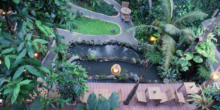 Garden View at TAKSU, Ubud