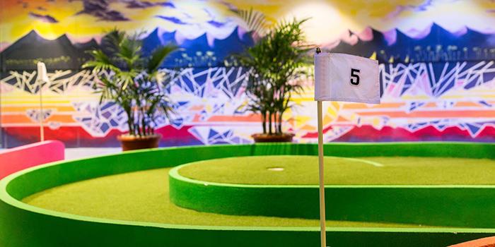 Golf, Strokes HK, Causeway Bay, Hong Kong