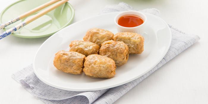 Hooi Jor from Laem Charoen Seafood at Siam Paragon, 4 floor Unit 413-4, Rama 1 Rd Patumwan, Bangkok