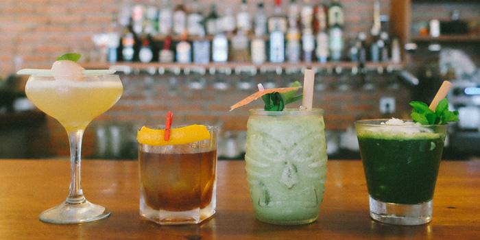 Beverage at IBU SUSU, Bali