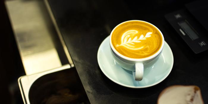 Coffee at 8 Wheels, Jakarta