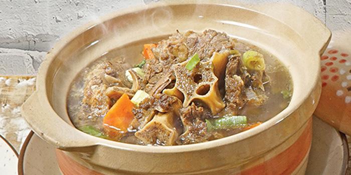 Oxtail Soup at Social Affair, Cilandak Town Square