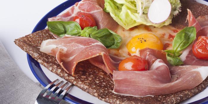 Parma Ham Crepe, Odelice, Wan Chai, Hong Kong