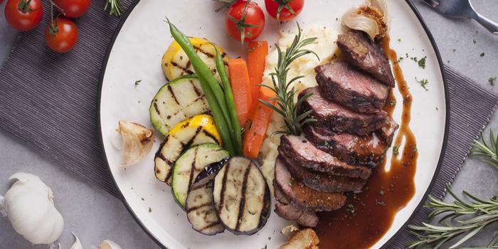 Steak, Odelice, Wan Chai, Hong Kong