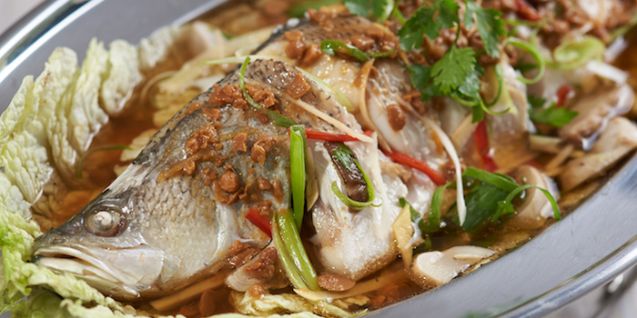 Dish 3 at Suan Thai, Bali