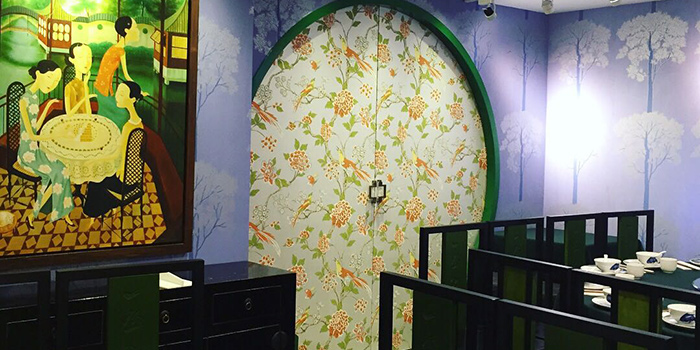 Private Room, Dragon Gate Beijing Private Kitchen, Causeway Bay, Hong Kong