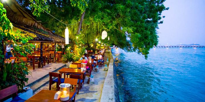 Restaurant Ambiance of NIkita