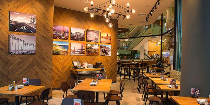 California Pizza Kitchen Chope Restaurant Reservations