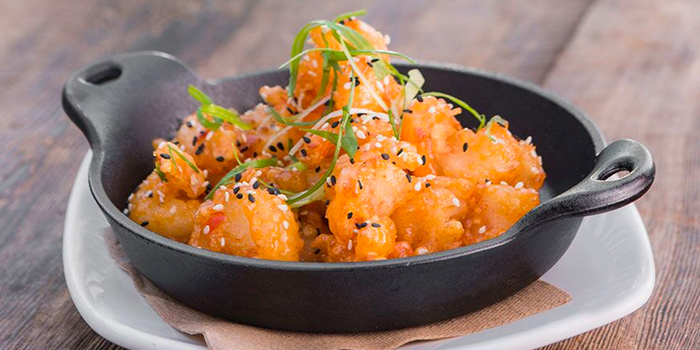 Dynamite Shrimp from California Pizza Kitchen at Claymore Connect in Orchard, Singapore