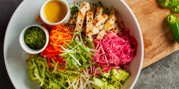 Banh Mi from California Pizza Kitchen at Claymore Connect in Orchard, Singapore
