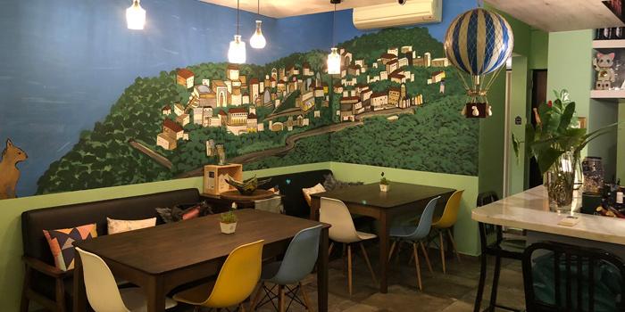 Interior of Casa MANINI in Serangoon, Singapore