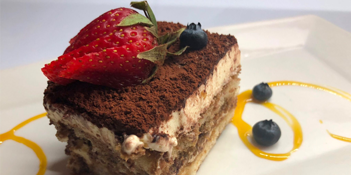 Tiramisu from Casa MANINI in Serangoon, Singapore