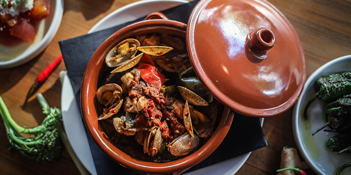 Moroccan Claypot from Claypots Full Circle in Chinatown, Singapore