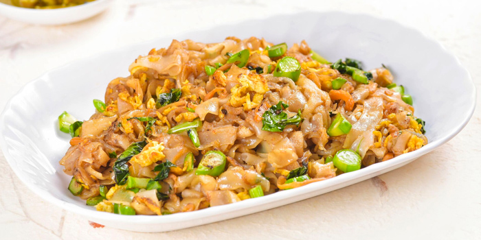 Cai Po Kway Teow from Di Wei Teochew Restaurant in Seletar, Singapore
