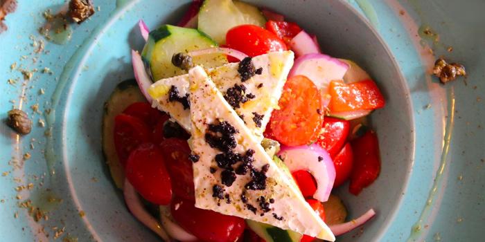 Greek Salad from Fotia in Club Street, Singapore