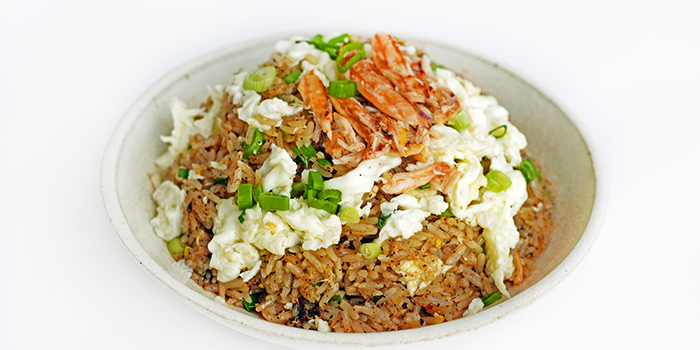 Fried Rice with Crabmeat from Full of Luck Restaurant in Holland Village, Singapore