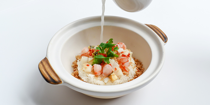 Poached Seafood from Full of Luck Restaurant in Holland Village, Singapore