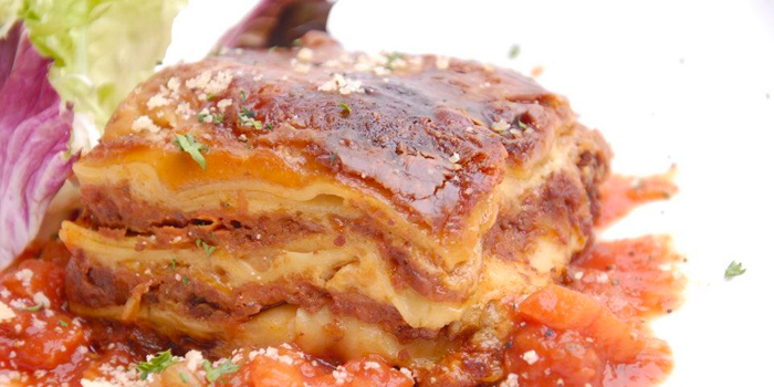 Beef Lasagne from Ice Edge Cafe (Kovan) in Hougang, Singapore