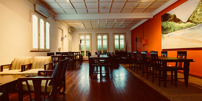 Event Space of Lime House Caribbean Restaurant & Bar in Chinatown, Singapore