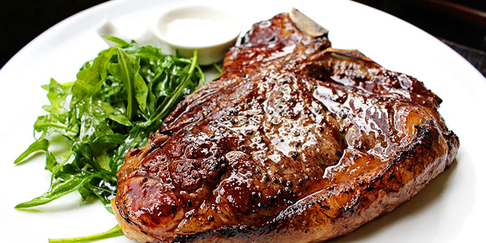 T-Bone from Nassim Hill Bakery Bistro Bar at Tanglin Post Office in Tanglin, Singapore