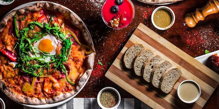 Food Spread from Pietro Ristorante Italiano at Seletar Hills in Seletar, Singapore