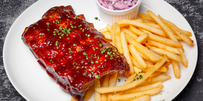 American Style Pork Ribs from Roo