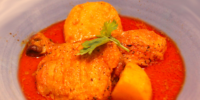 Chicken Curry from Vibes Cafe (Wheelock Place) in Orchard, Singapore