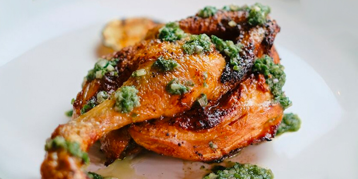 Oven-Baked Chicken from The Guild in Keong Saik, Singapore