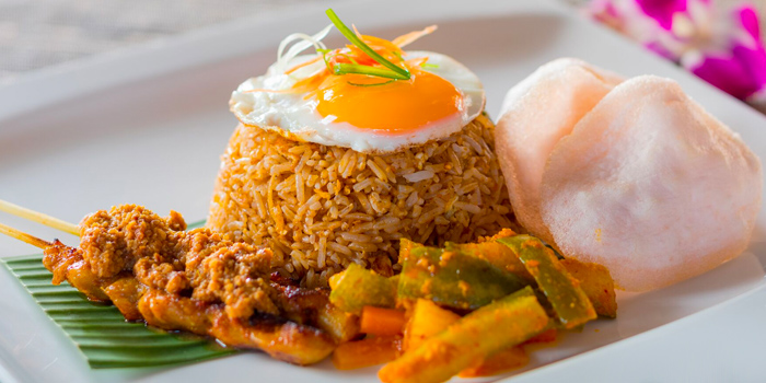 Nasi Goreng Kampung from The Garden Grille at Hilton Garden Inn Singapore Serangoon in Little India, Singapore