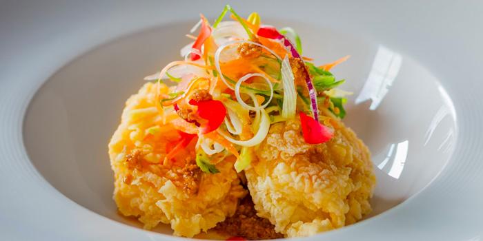 Wok Fried King Prawns from The Garden Grille at Hilton Garden Inn Singapore Serangoon in Little India, Singapore