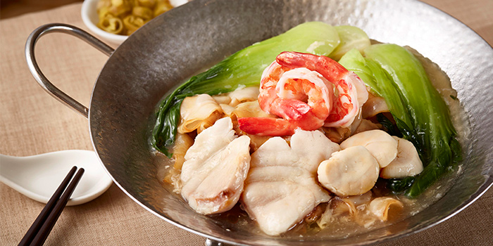 Tze-Char Hor Fun from Town at The Fullerton Hotel Singapore in Raffles Place, Singapore