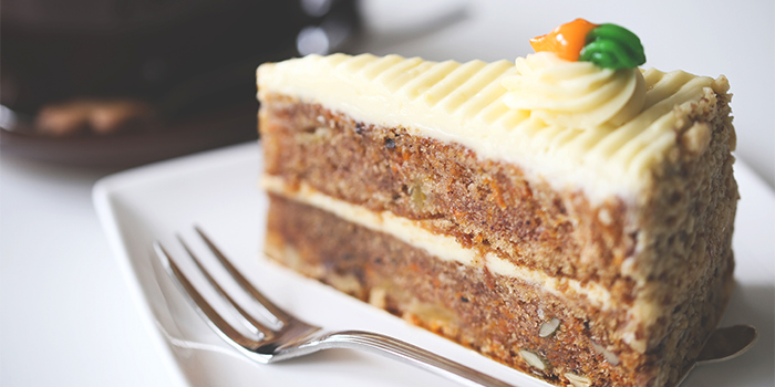 Carrot Cake from Whisk in Tiong Bahru, Singapore