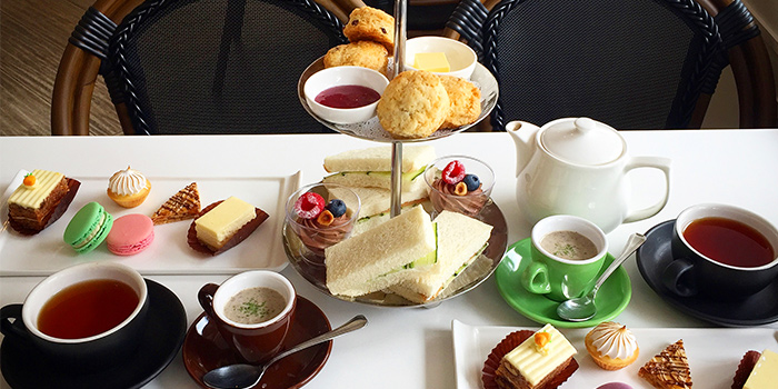 High Tea from Whisk in Tiong Bahru, Singapore