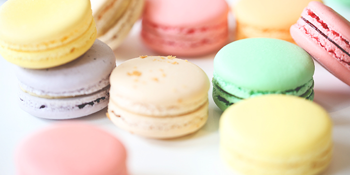 Macaroons from Whisk in Tiong Bahru, Singapore