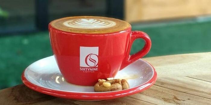 Coffee at SixtyNine Coffee, Pantai Indah Kapuk