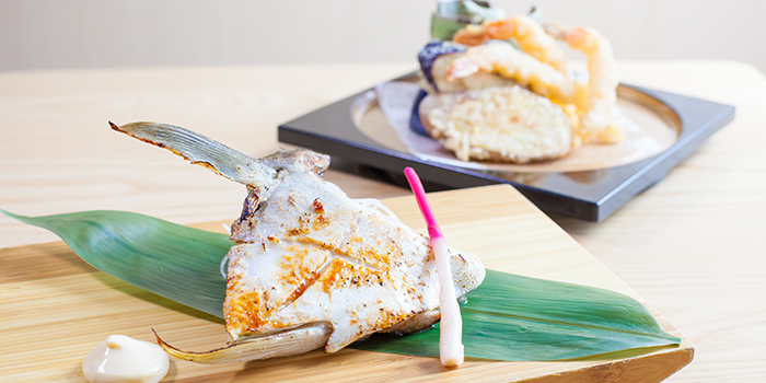Grilled Hamachi Kama, Kokon Premium, Causeway Bay, Hong Kong