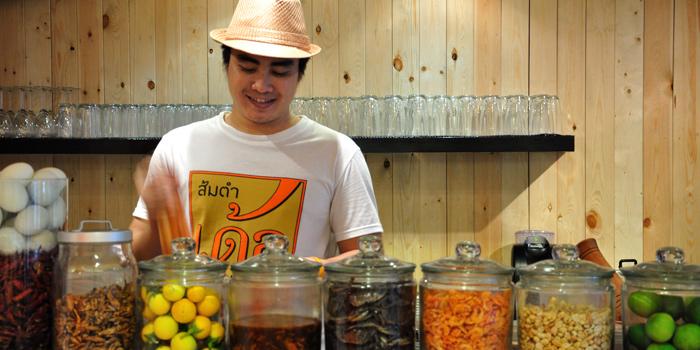 The Chef from Somtum Der at 5/5 Saladaeng Rd Silom, Bang Rak Bangkok