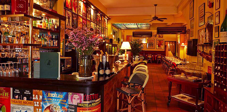 Bar of L
