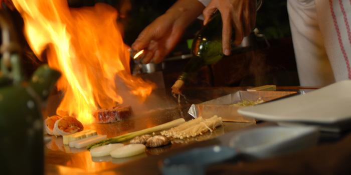 Dish 2 at Shima, Aryaduta