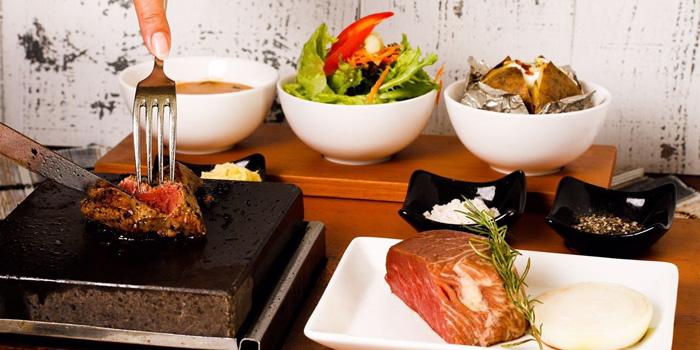 Dish 2 at The Tavern, Aryaduta