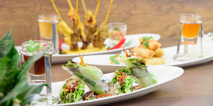 Salad Voonsend from Trilogy Restaurant in Cherngtalay, Phuket, Thailand