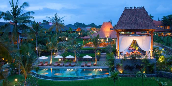 Exterior at Manisan, Bali