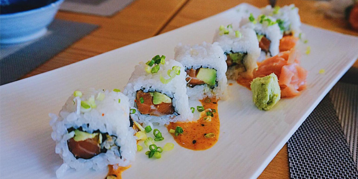 Food5AOI from Japanese Restaurant in Chalong, Phuket, Thailand