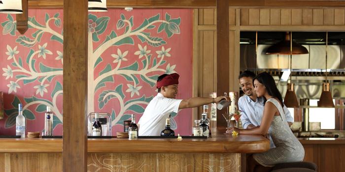Interior at Manisan, Bali