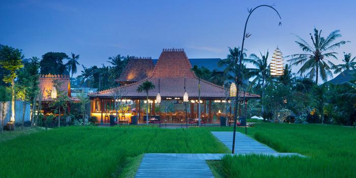 Exterior 2 at Manisan, Bali